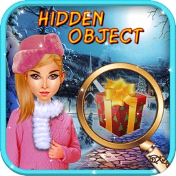 New Year Surprise - Hidden Objects