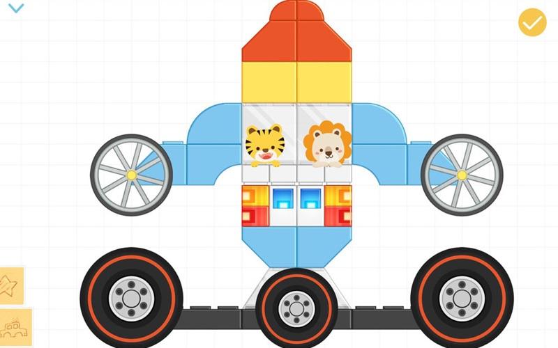 Labo Brick Car3  Screenshot - 2