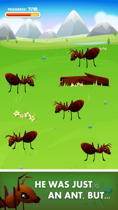 Ant Evolution - Mutant Insect Pest Smasher