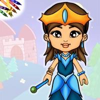 Codes for Princess Dress Up Coloring Book Hack