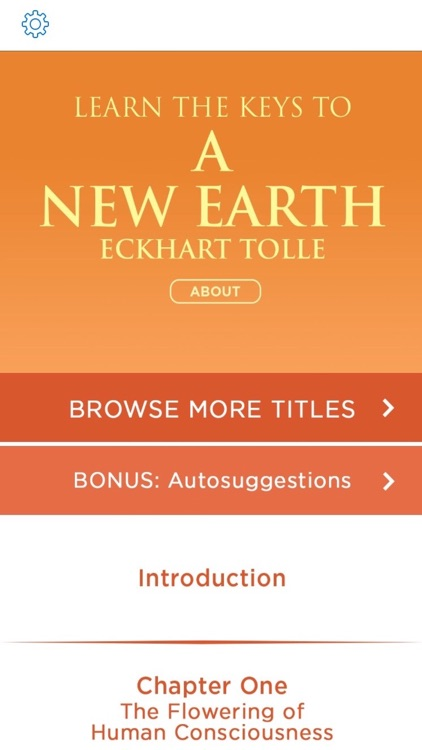 A New Earth Meditations by Eckhart Tolle