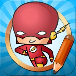 Drawing Tutorials Chibi Superheroes Edition