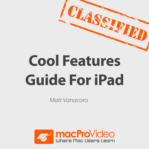 Cool Features Guide For iPad