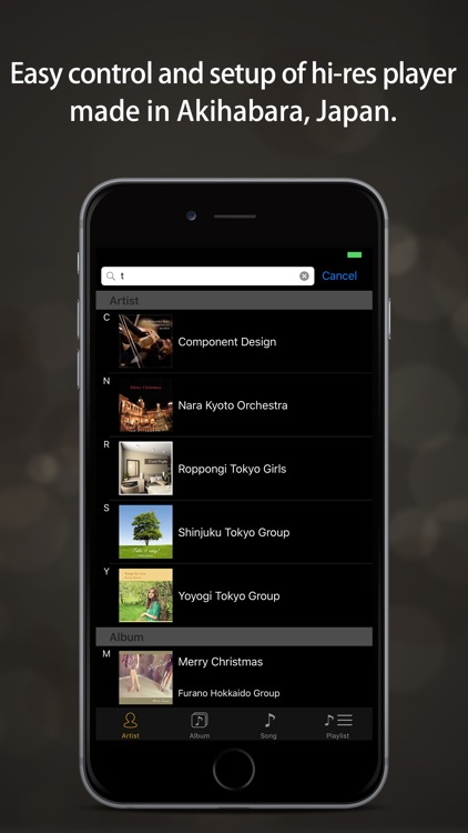 HYSOLID Hi-Res Music Player(Free) screenshot-3