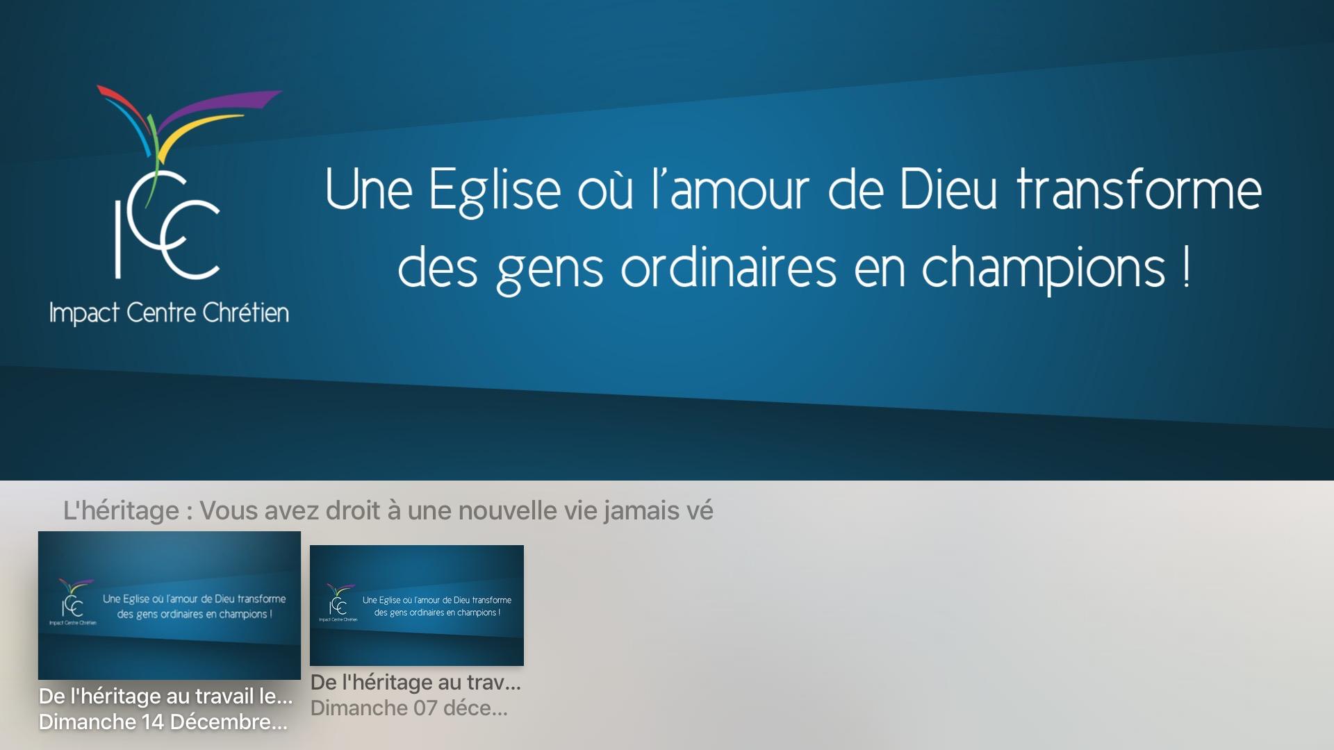 Impact Centre Chrétien screenshot 12