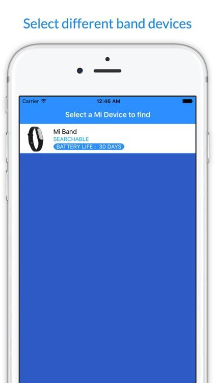 Finder for Xiaomi Lite - find your Mi devices