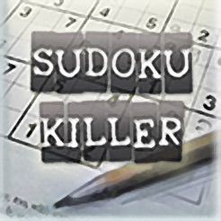 Sudoku Killer: Killer Sudoku Puzzles for Your iPhone and