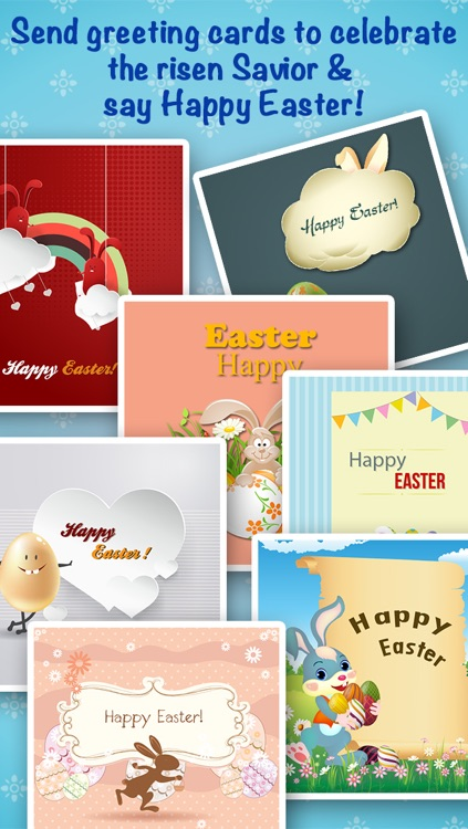 Happy Easter Cards & Greetings screenshot-3