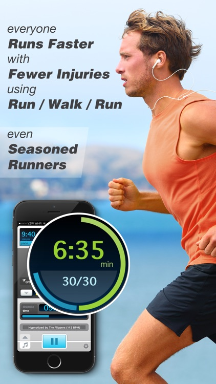 Easy 5K - Run/Walk/Run Beginner and Advanced Training Plans with Jeff Galloway