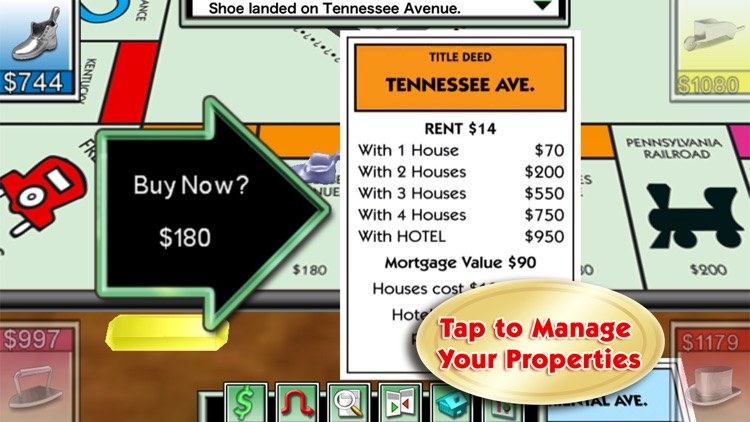 MONOPOLY Game screenshot-4