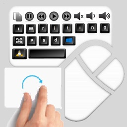 iWritingPad Keyboard Mouse Handwriting Pad for Mac Window Linux