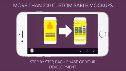 JustDesign - UI Prototyping屏幕截圖2
