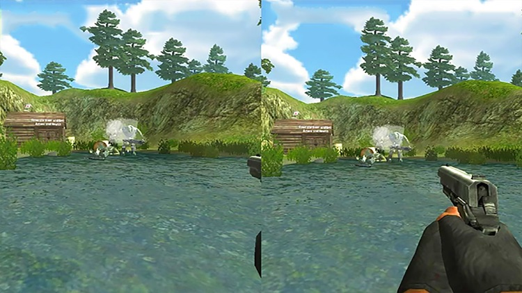 VR Sniper Shooting Game - War against Robots Commandos screenshot-4
