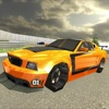Muscle Cars Racing 3D Simulator - Classic Racing High Horsepower Ridge Lap Simulator - iPhoneアプリ