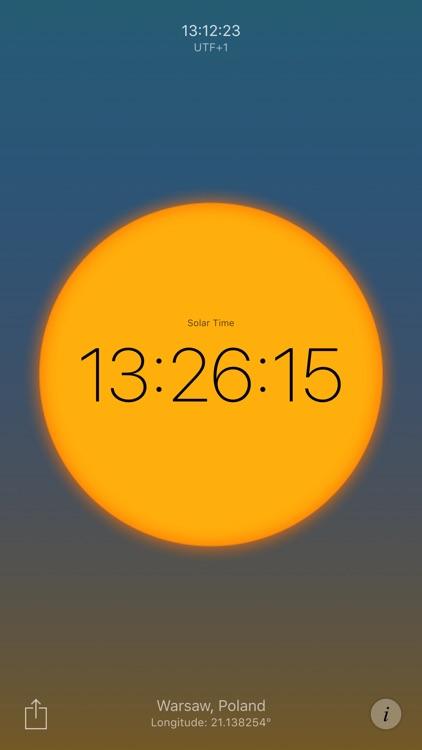 Solar Time screenshot-3
