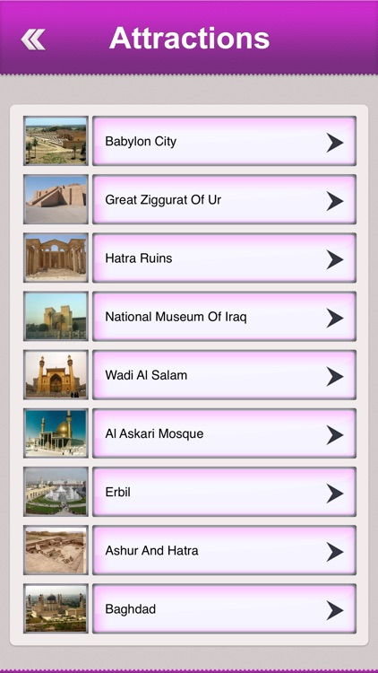 Iraq Tourism screenshot-2