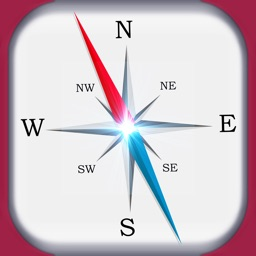Compass Free-Direction Finder