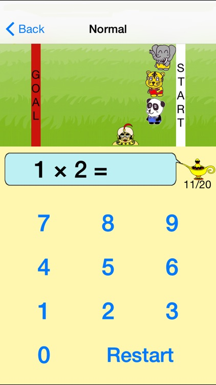 Multiplication・Division Free screenshot-3