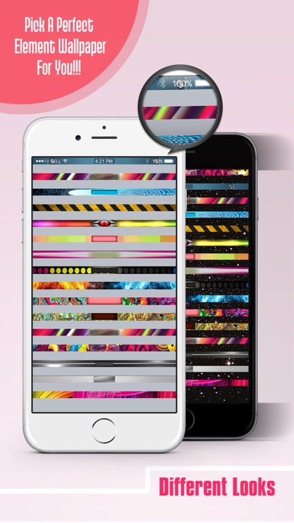 Lock Screen Wallpapers,Status Bar Wallpapers & Backgrounds for iPhone, iPad & iPods screenshot-3