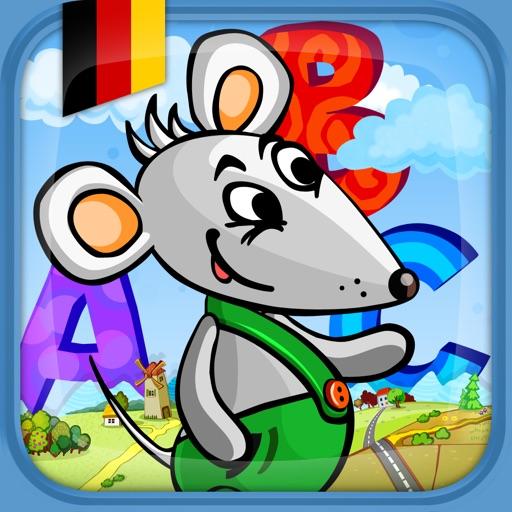 Mäuse Alphabet - Ein Alphabet-Abenteuer für ABC-Schützen und die es werden wollen iOS App