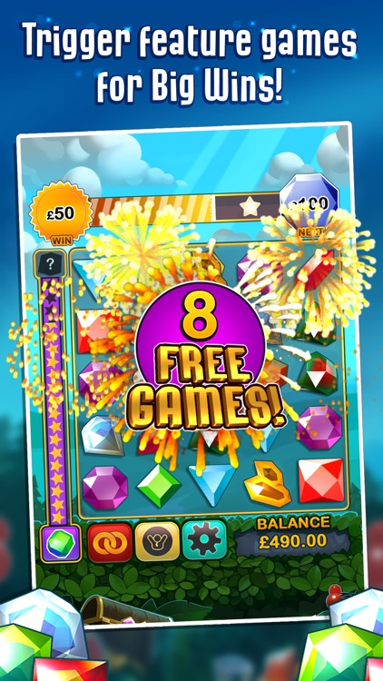 Match & Money - Real Money Gambling Match 3 Casino Arcade Game