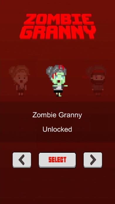 Zombie Granny Crossing screenshot three