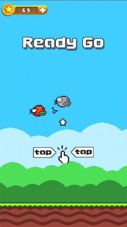 Coolly Flying Birds GoGo-Fun Free Popular Flappy Games For Boys & Girls