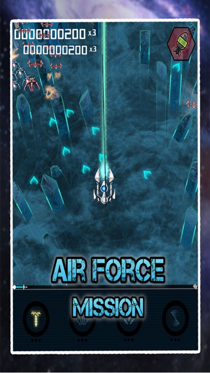 Air Force Mission by Akash Patel