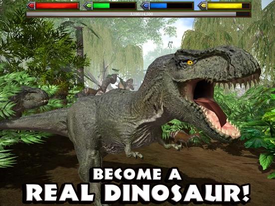 Ultimate Dinosaur Simulator на iPad