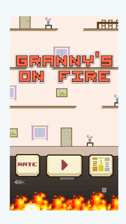 Granny's On Fire