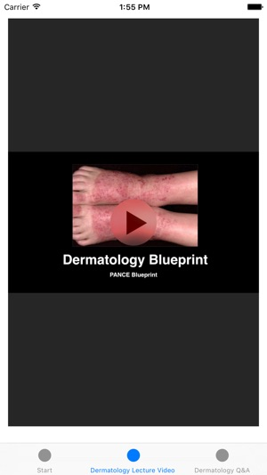 Dermatology blueprint pance review course on the app store malvernweather Gallery