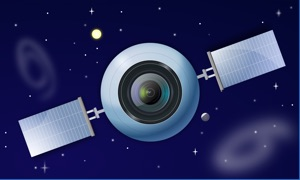 Space Webcam View