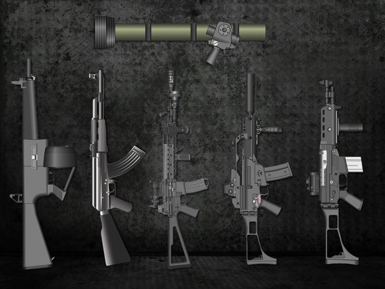 Gun HD screenshot-3