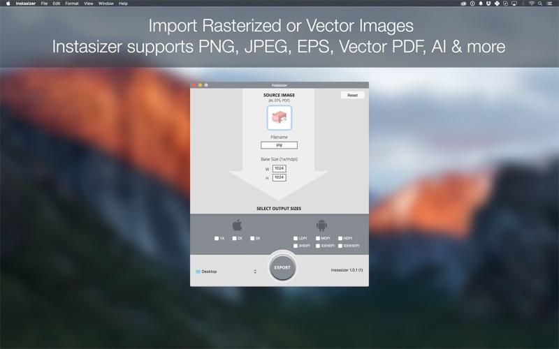 Instasizer Screenshot
