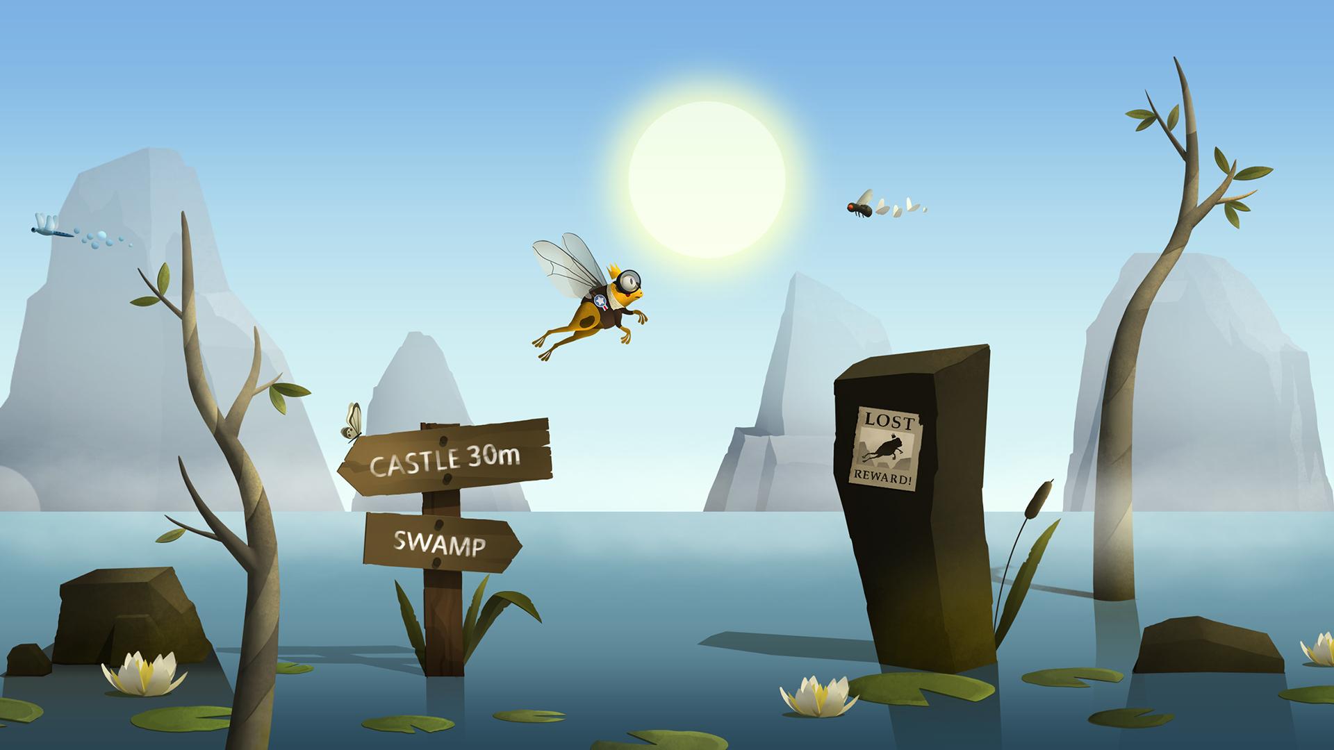 Runaway Toad screenshot 12