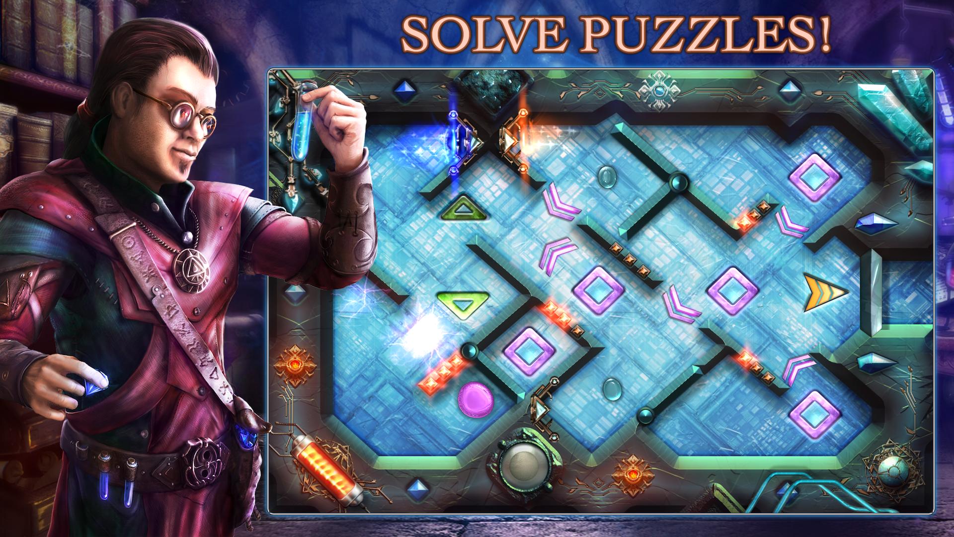 Alchemic Maze screenshot 10