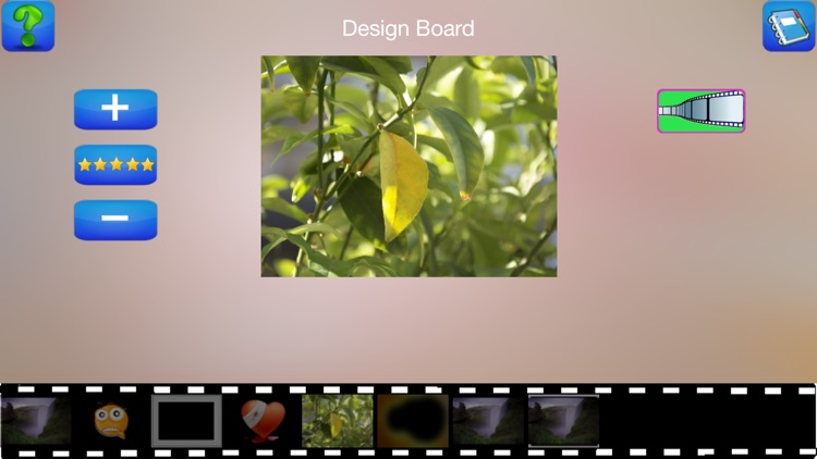 Stop-motion & Assemble video clips to a movie