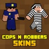 Cops N Robbers Skin Pack For Minecraft