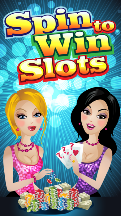 Spin To Win Slots Casino - Deal or no Deal Slots Screenshot