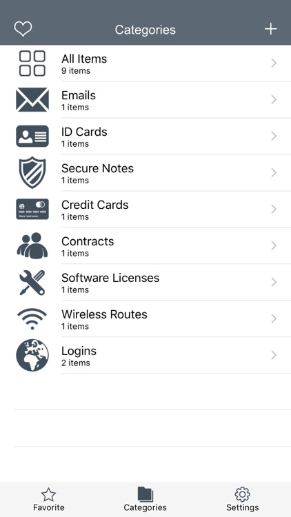 My Password Manager Pro - Fingerprint Lock Account, 1 Secure Digital Wallet plus Passcode Safe Vault App