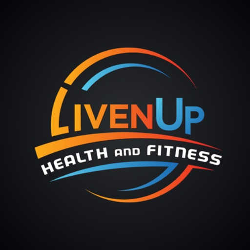 Liven Up Health & Fitness icon