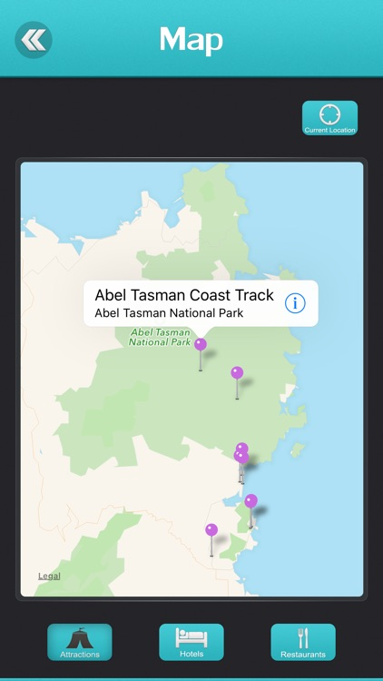 Abel Tasman National Park Travel Guide screenshot-3