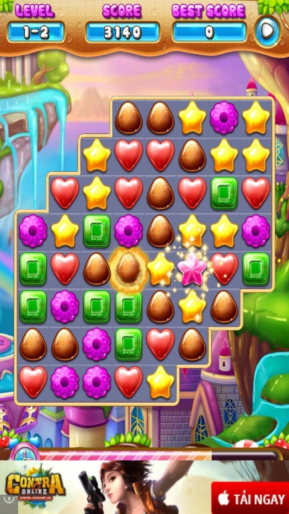 Puzzle Candy Jam - Ice Candy Pop screenshot-3