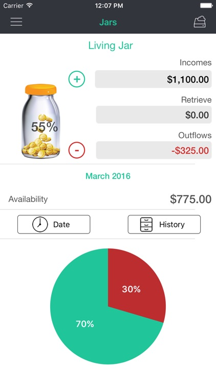 iMoney Freedom - An Easy Way to Manage your Personal Finances screenshot-1