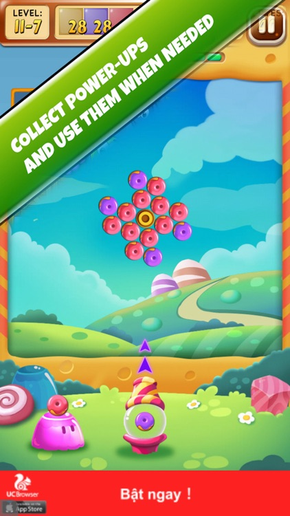 Funny Shoot Bubble Pop Game