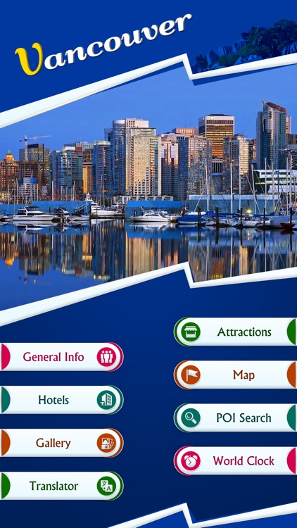 Vancouver Tourism Guide
