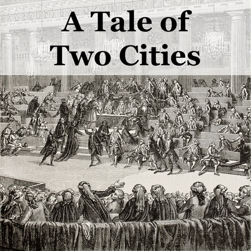 A Tale of Two Cities by: Charles Dickens