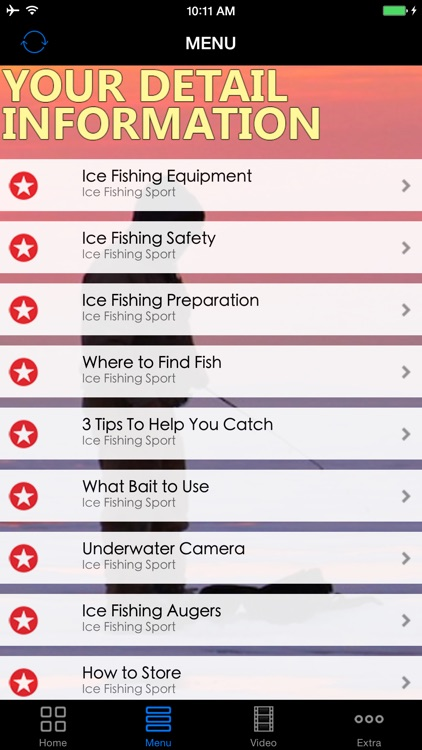 Learn Ice Fishing - Best Easy Instruction Video Guides & Tips For Beginners screenshot-4