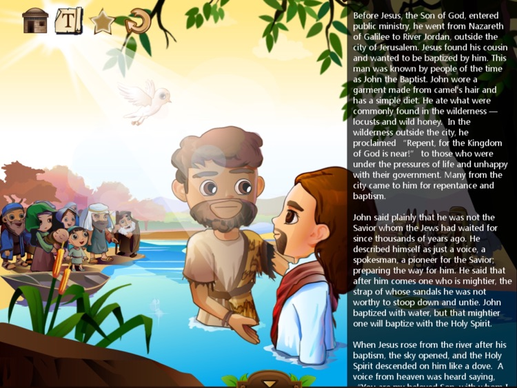 Gospel of Mark screenshot-1