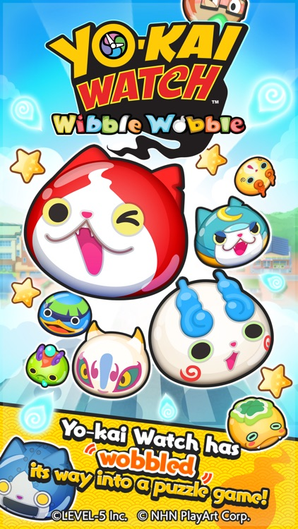 YO-KAI WATCH Wibble Wobble screenshot-0